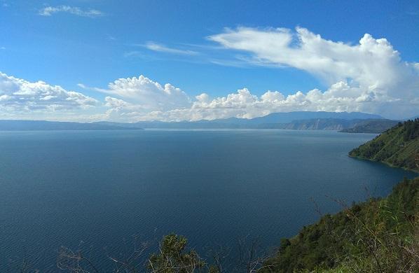 Tahun 2020, Danau Toba Ditargetkan Sumbang Devisa Rp 14 Triliun