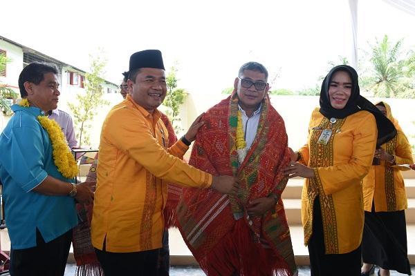 Majelis Guru Besar Selangor Kunjungi Disdik Deli Serdang