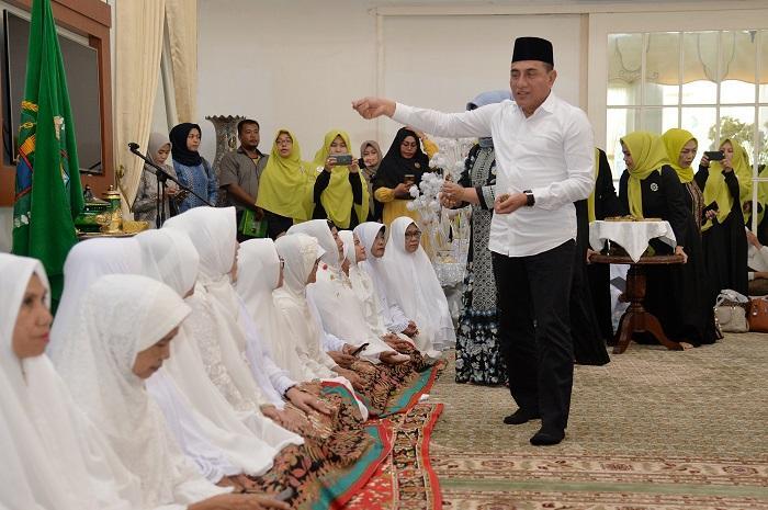 Gubernur Ingatkan Jemaah Haji Sumut Jaga Kesehatan