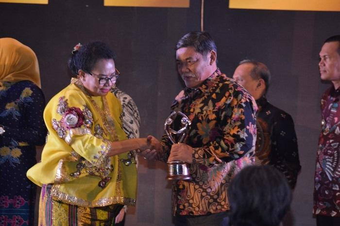Kabupaten Deli Serdang Raih Penghargaan KLA Kategori Madya