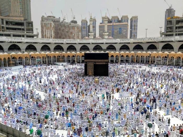Siskohat Data Lebih 3000 Jemaah Haji Indonesia Sudah Tiba di Makkah