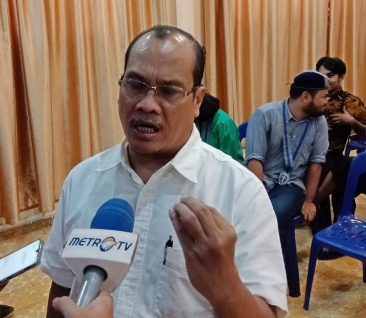 Blak-blakan Edy Ikhsan Soal 'Perang' di Pilkada Medan
