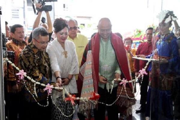 Resmikan Alam Hotel, Wali Kota Medan: Mari Kita Berusaha Perbaiki Sektor Pariwisata