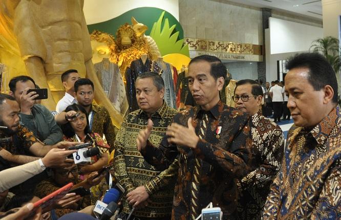 Soal Kabinet, Presiden Jokowi: Komposisi Parpol-Profesional 60:40 atau 50:50