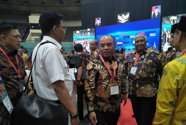 Hadiri IISMEX 2019 di Jakarta, Andi Suhaimi: Kita Akan Berusaha Bangun Kekuatan Teknologi Informasi di Labuhanbatu