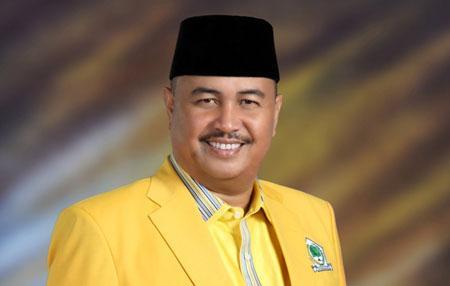 DPD Binjai Jagokan Ngogesa Sitepu Pimpin Golkar Sumut