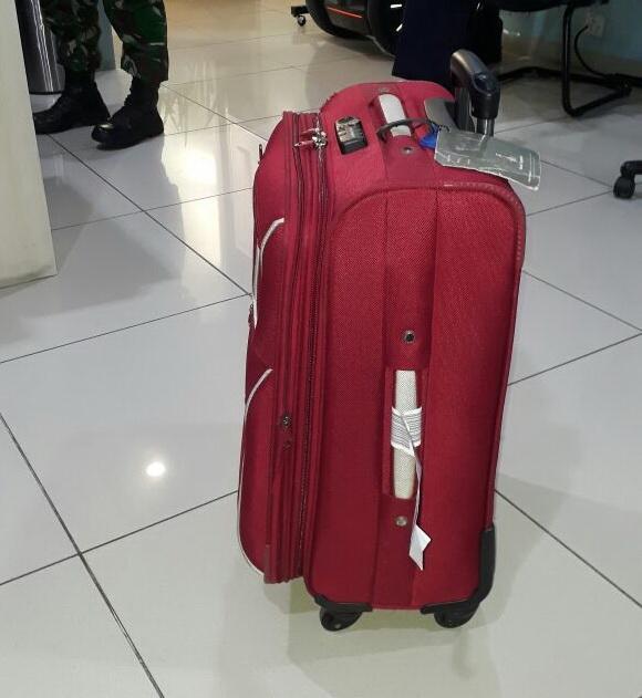 Rawan Pencurian Bagasi, Penumpang Lion Air Melapor ke Polisi