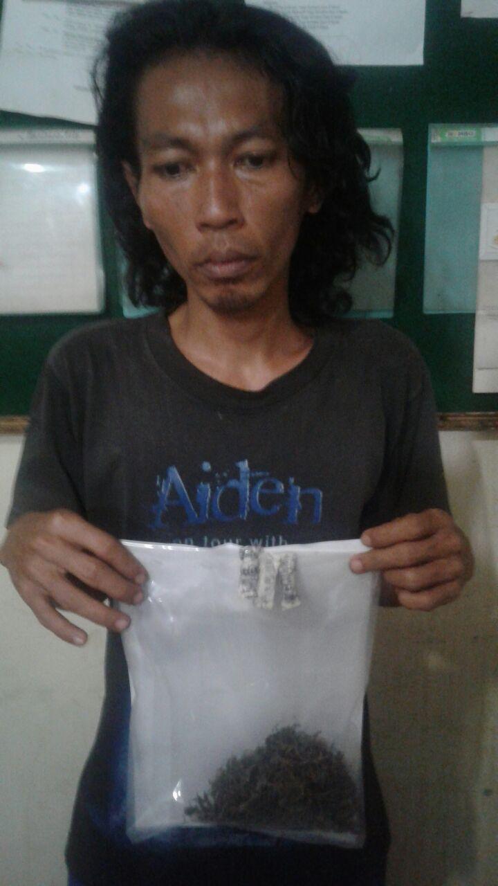 Senin Ditangkap, Selasa Hari Ini Tahanan Narkoba Polsek Binjai Ini Tewas Gantung Diri