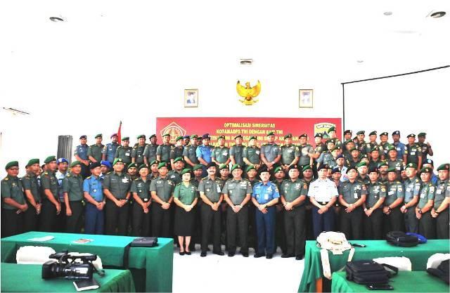Cegah Radikalisme dan Komunisme, Kodam I/BB Gelar Pelatihan MTT Intelter Bais TNI