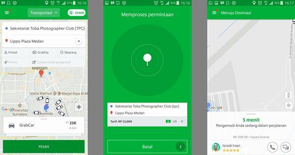 Grab Hadirkan GrabShare, Layanan Carpool Komersial untuk Tarif Perjalanan yang Lebih Hemat di Medan