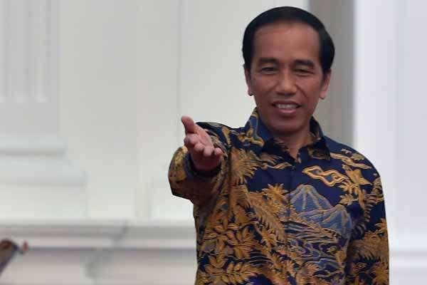 Sah, Ma'ruf Amin Dipilih Jokowi Jadi Cawapres di Pilpres 2019