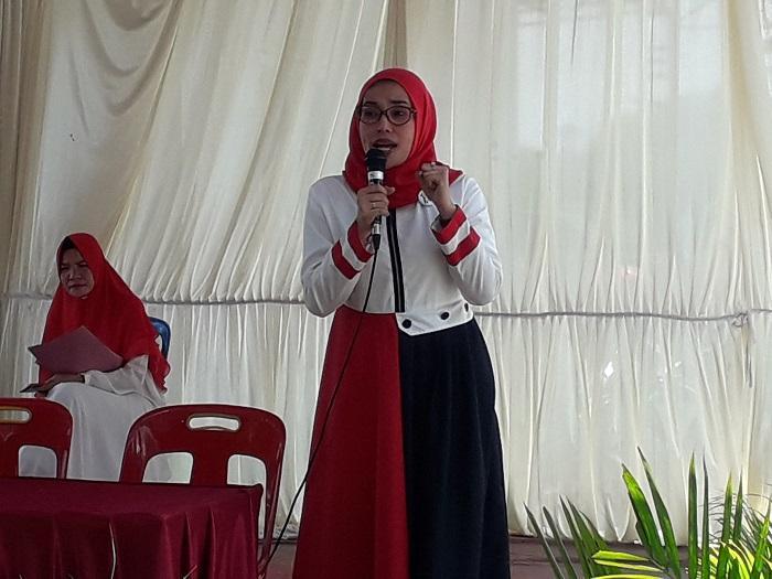 Peringati HUT RI ke 73, Ratna Sitepu dan Ilhamsyah Gelar Lomba MTQ