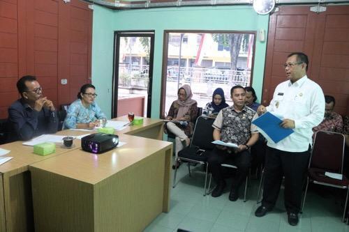 Walikota Medan Paparkan Keterbukaan Informasi Publik di Hadapan Komisi Informasi Sumut