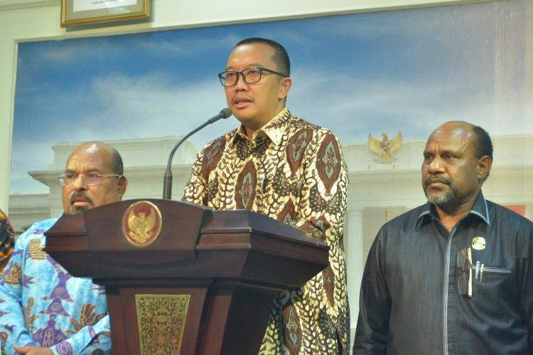 Libatkan INASGOC, Menpora: PON 2020 di Papua Tandingkan 37 Cabang Olahraga