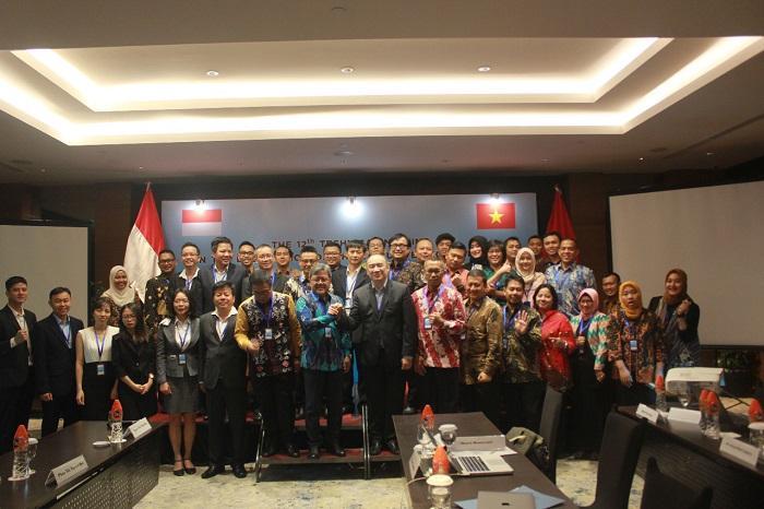 Negara Indonesia dan Vietnam Bahas Penetapan Batas Maritim