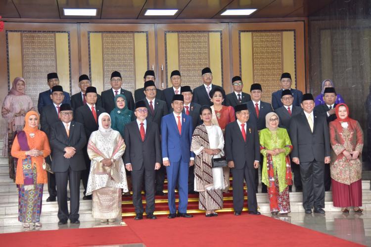 Pidato di Depan MPR, Presiden Jokowi: Rumah Besar Hanya Mungkin Terwujud, Jika Kita Mau Bersatu