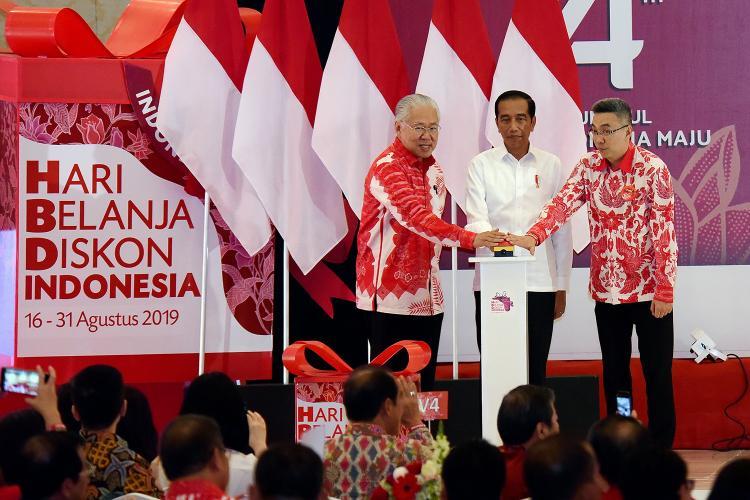 Presiden Jokowi Minta Pemilik Mal Beri Ruang Strategis Brand Lokal