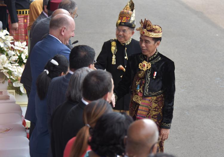 Presiden Jokowi: Keutuhan NKRI adalah Segala-Galanya