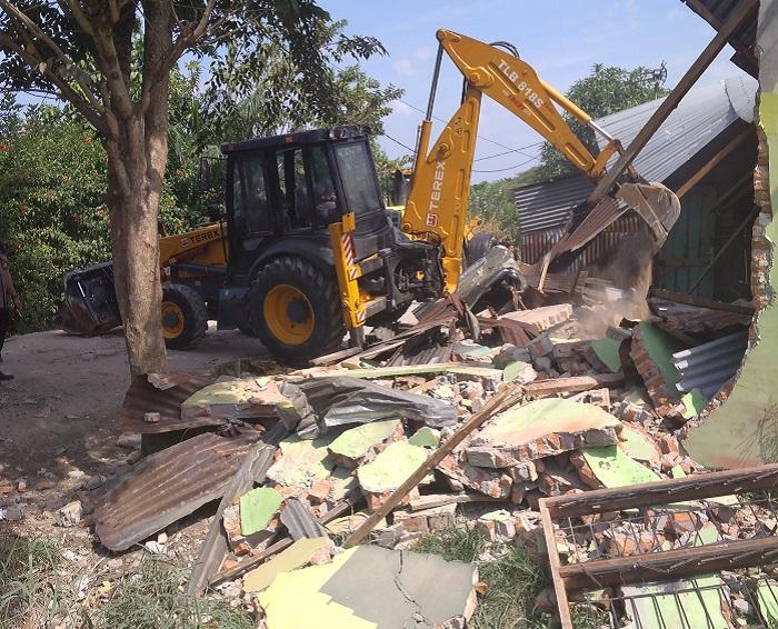 Dua Rumah Maksiat di Jermal 15 Ujung Medan Dibongkar Polisi