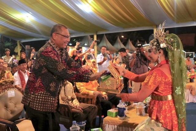 Walikota Medan Buka Festival Multi Etnis