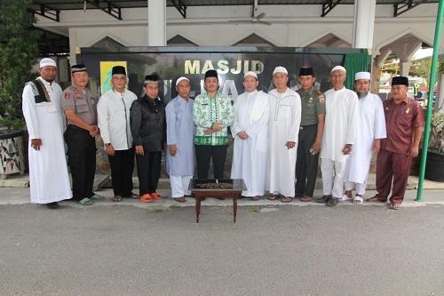 Wali Kota Medan Resmikan Masjid Al Falah di Marelan