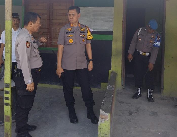 Terkait Kapolsek Patumbak Dikeroyok Saat Grebek Kampung Narkoba, Kapolrestabes Medan Pastikan Beri Efek Jera