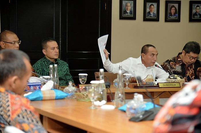 RUPS-LB Bank Sumut, Muchammad Budi Utomo Jabat Dirut Bank Sumut