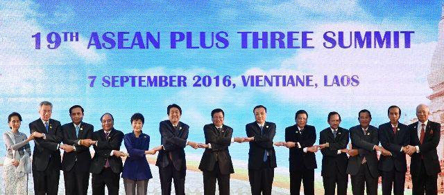 Presiden Jokowi Sebut ASEAN Plus RRT, Korsel, dan Jepang Kunci Utama Perdamaian Kawasan