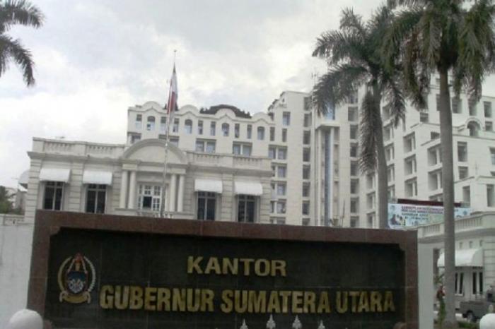 Pemprov Sumut Kirimkan Draf Ranperda Perangkat Daerah ke Dewan