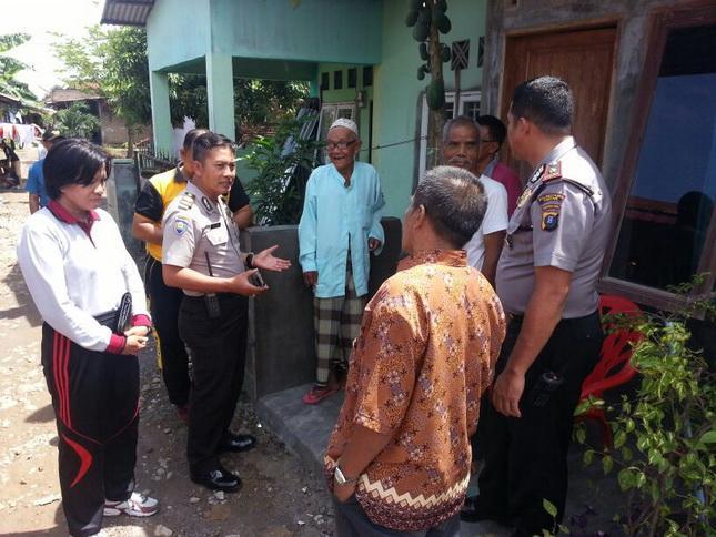 Polrestabes Medan dan Polsek Percut Seituan Blusukan di Desa Tembung dan Bandar Khalipah