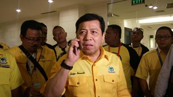 Terkait Korupsi e-KTP, Setya Novanto Dijerat KPK, Namun Lolos di Praperadilan
