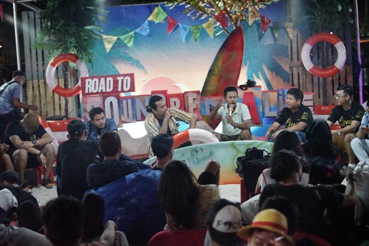 Kreakfest2018, Wadah Komunitas Medan Berbicara dan Berkarya