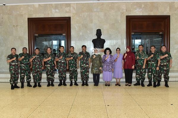 TNI dan BPOM Jalin Kerja Sama Sinergitas Pengawasan Obat-Obatan