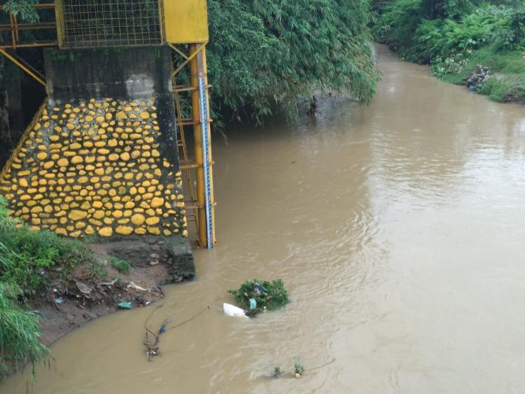 Hujan Deras, Debit Sungai Babura Naik 1 Meter