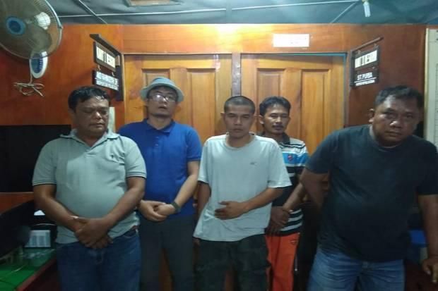Memalukan, Kadis Kominfo Tapsel dan Oknum Anggota KPU Paluta Ditangkap Polisi Gara-gara...