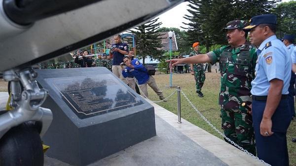 Mayjen TNI (Purn) Istu Hari Subagio Dilantik Jadi Ketua Perbakin