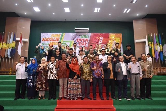 USU Open Day 2019 Undang 100 Siswa/Siswi Terbaik SMA/SMK di Medan