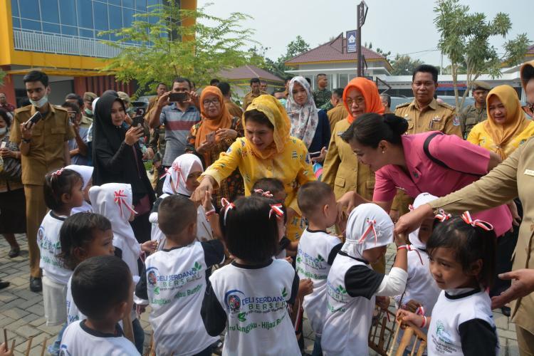 Peringatan HAN 2019 Kabupaten Deli Serdang Berlangsung Meriah