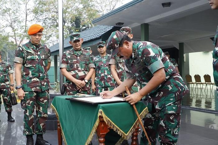 Panglima TNI Sambangi Korem 031/Wirabima di Riau