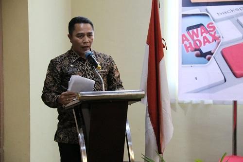 Dinas Kominfo Kota Medan Gelar FGD Penanganan Ujaran Kebencian dan Informasi Hoax