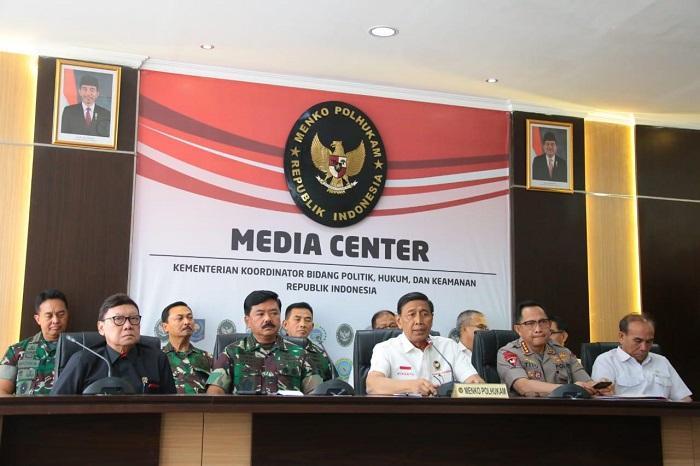 Panglima TNI Sebut Peran TNI Membantu Polri Jaga Keamanan dan Ketertiban Masyarakat