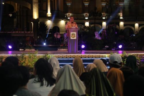 Festival Multi Etnis Kota Medan Tahun 2019 Resmi Ditutup
