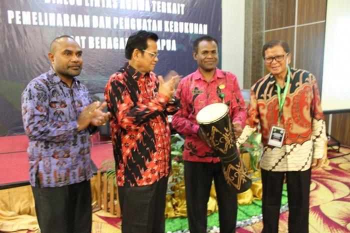 PKUB Kemenag RI Gelar Dialog Lintas Agama di Papua