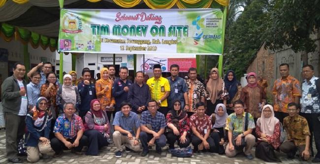 Penanganan Stunting, Tim Monev On Site Langkat Turun Langsung ke Desa dan Puskesmas