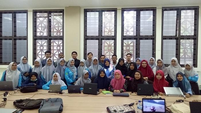 UIN Ar-Raniry Berikan Pelatihan Sistem Otomasi Perpustakaan Berbasis SchILS