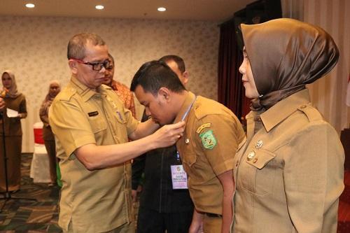 Walikota Buka Kegiatan Evaluasi Pasca Diklat di Lingkungan Pemko Medan