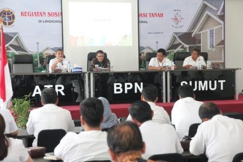 Sekda Berharap Permen ATR BPN No 12 Tahun 2019 Jadi Regulasi Kuat Dalam Penataan Kota