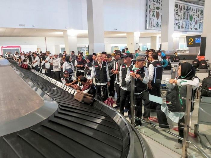Usai Bertugas Selama 62 Hari, Sebanyak 314 Petugas Haji Indonesia Tiba di Tanah Air
