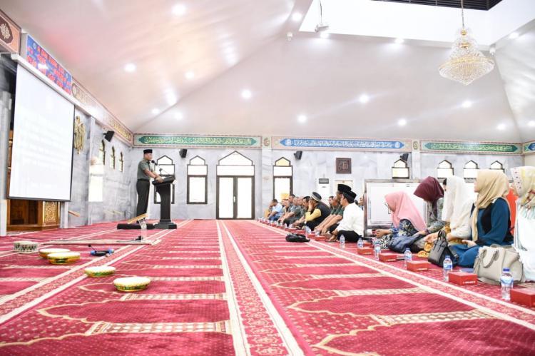 Mabes TNI Peringati Tahun Baru Islam 1441 H