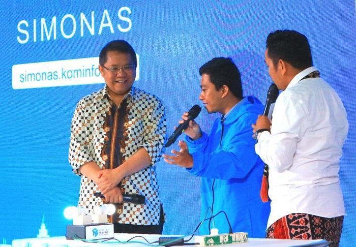 Kemkominfo RI Luncurkan SIMONAS, Platform Rekrutmen Talenta Digital